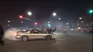 Local News - LAPD to Make Presentation to City Council on Combating Street Racing