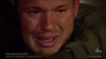 Trending - Colton Underwood's First 'Bachelor' Promo Is... Wild To Say The Least