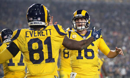 National News - Rams Beat Chiefs In Highest Scoring Monday Night Football Game Ever
