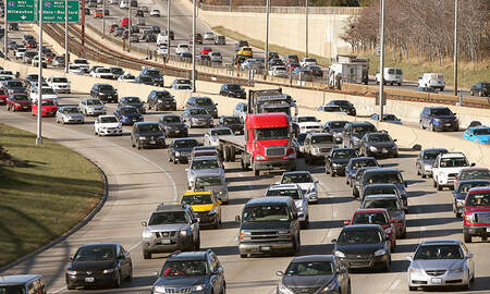 National News - Thanksgiving Traffic Will Be Worse Than Previous Years According To AAA