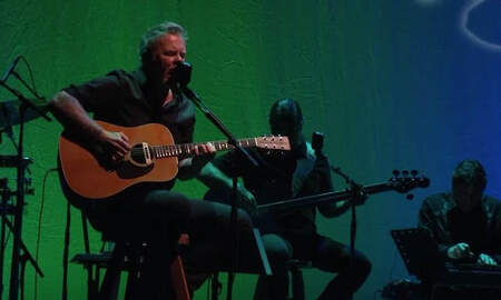Rock News - Watch Metallica Play Acoustic for All Within My Hands Foundation Benefit