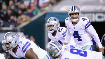 Dallas Cowboys - Cowboys, Redskins In Thanksgiving Showdown