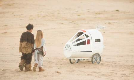 Maui - You Can Rent Star Wars Spaceship Strollers For Disney World