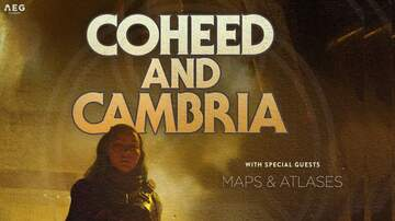Contest Rules - Win tickets to Coheed & Cambria Rules