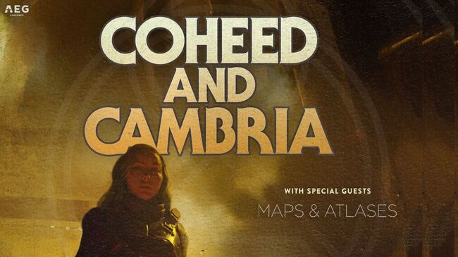 Coheed & Cambria 2019 CLE DL