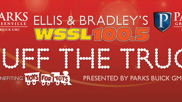 None - Ellis and Bradley's Stuff the Truck for Toys for Tots!