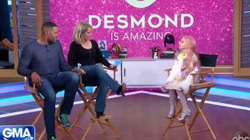 Justice & Drew - 'Good Morning America' Promotes Child Drag Queen