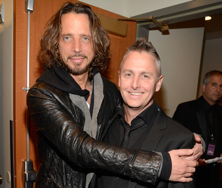 Pearl Jam's Mike McCready Gives Touching Tribute to Chris Cornell