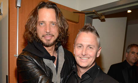 Trending - Pearl Jam's Mike McCready Gives Touching Tribute to Chris Cornell