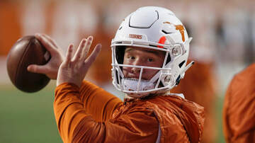 None - Longhorns Optimistic Ehlinger Will Play Friday