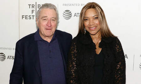 Trending - Robert De Niro Splits From Wife Grace Hightower After Over 20 Years