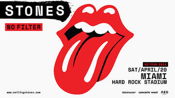 None - The Rolling Stones - No Filter Tour - Saturday, April 20th