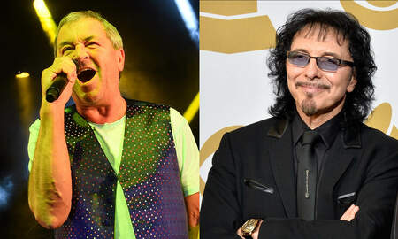 Rock News - Ian Gillian Didn't Remember Joining Black Sabbath Until His Manager Called