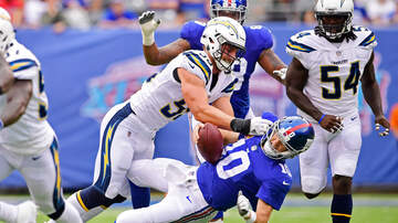 HARDWICK and RICHARDS - Joey Bosa: The goal was met with avoiding surgery.