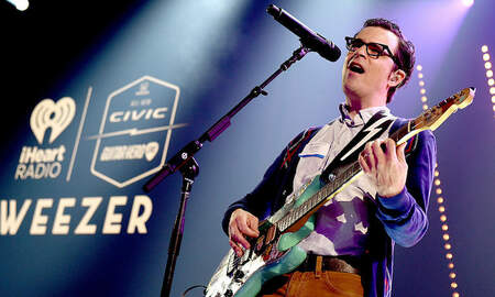 Trending - Weezer Joins 'New Year's Rockin' Eve' Lineup