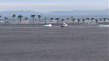 Klinger - Las Vegas Motorspeedway Introduced Police Chase Attraction