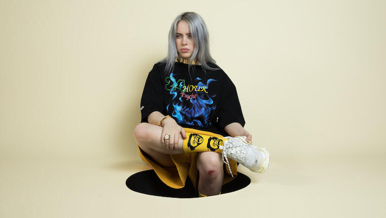 Billie Eilish unveils gripping new track 'When I Was Older'