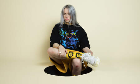 Trending - Billie Eilish Releases Gentle New Ballad 'Come Out and Play'