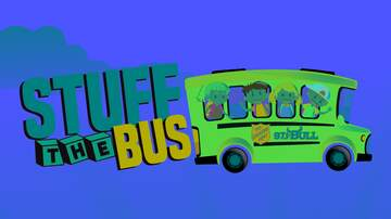 None - The Salvation Army Stuff The Bus - 97.1 The Bull