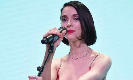 Trending - St. Vincent Covers Red Hot Chili Peppers' Breaking the Girl: Watch