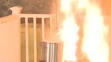 On the Web - WATCH: Firefighters Show Dangers of Frying a Turkey