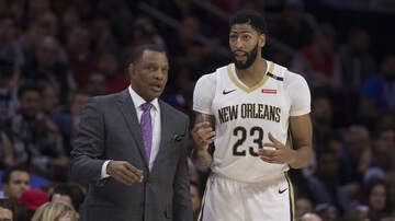 Louisiana Sports - Pelicans Bring Sub-Par Road Record Into Knicks Matchup