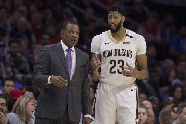 Pelicans Bring Sub-Par Road Record Into Knicks Matchup