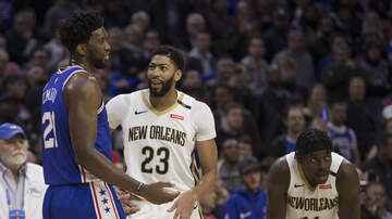 Louisiana Sports - Sixers Edge Past Pelicans, 121-120