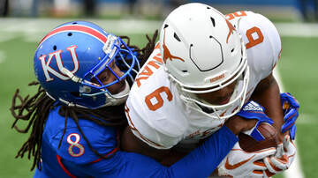 None - Texas beats Kansas, earns berth in Big 12 Championship game