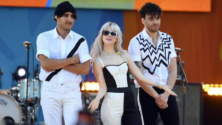 Hayley Williams Admits She Really Doesn't 'Know What's Next For Paramore'   iHeartRadio