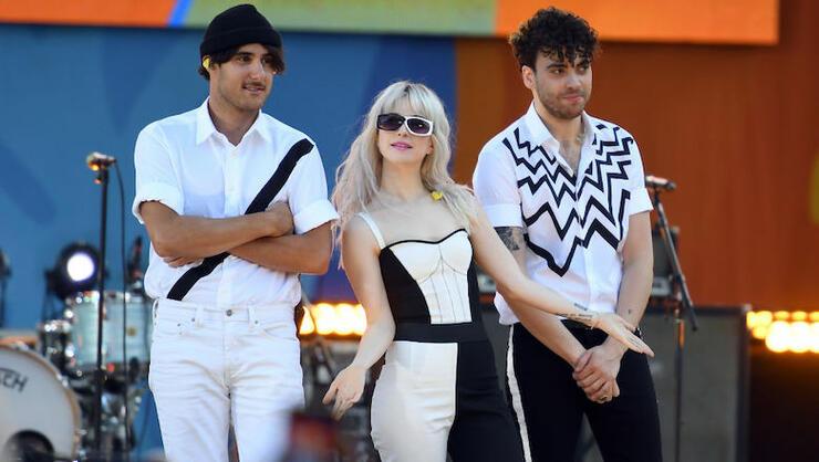 Paramore Broke The Decades-Long 'Nashville Curse,' According To An Elevator | iHeartRadio