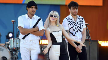Trending - Hayley Williams Admits She Really Doesn't 'Know What's Next For Paramore'