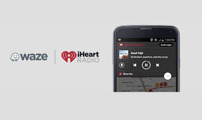 iHeartRadio Now Syncs with Waze! | 95 7 The Party