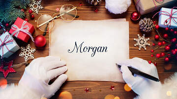 Christmas Wish - Morgan's Letter