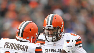 Browns Coverage - Mayfield Leads Browns Past Bengals