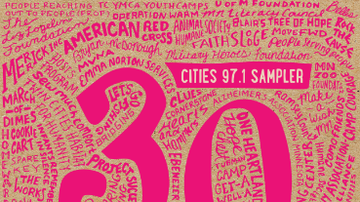 Producer Brent - This Story About The Cities97.1 Sampler Will Change Your Day for Good