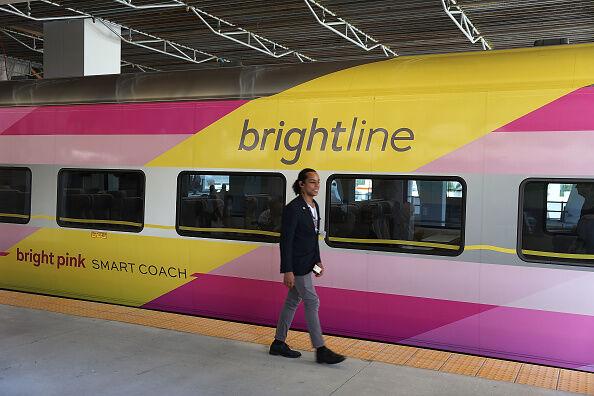 Brightline's Operator, Virgin Trains U S A  Launches IPO