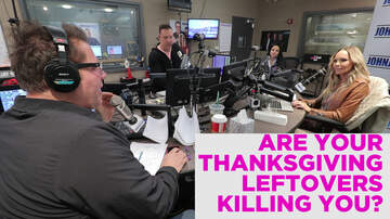 In-Studio Videos - Thanksgiving Leftovers Causing Bloody Hemorrhoids?