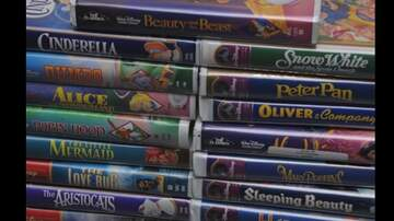 Trendy Topics - If You Have One Of These VHS Tapes, They Could Be Worth Thousands