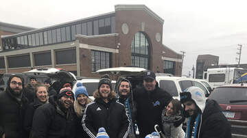 Photos - Lions Thanksgiving Tailgate