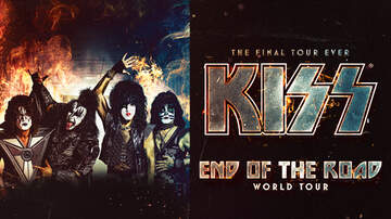 None - KISS: End of the World Tour