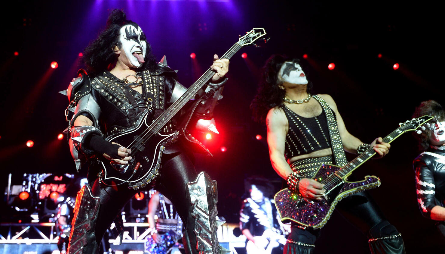 KISS Announces Second Leg of North American End of the Road Tour