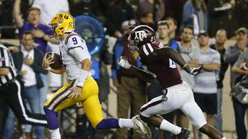 Chris Gordy - Jimmy Ott Discusses LSU's 7 OT Loss at A&M