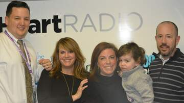 Community Access - iHeartRadio's Weekend of Giving David Family