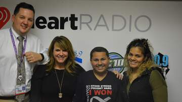 Community Access - iHeartRadio's Weekend of Giving Reynoso Family
