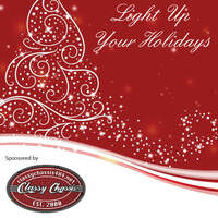 LIGHT UP YOUR HOLIDAYS!