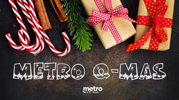 None - Merry Q-Mas with Metro by T-Mobile