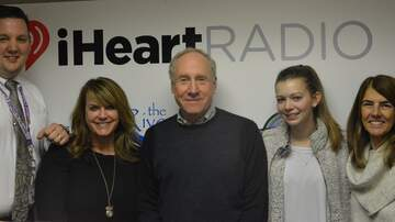 Community Access - iHeartRadio Weekend of Giving Edgars Family