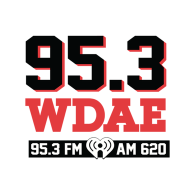 95.3 WDAE logo