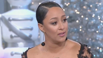Entertainment - Tamera Mowry Remembers Slain Niece In Emotional Return To 'The Real'